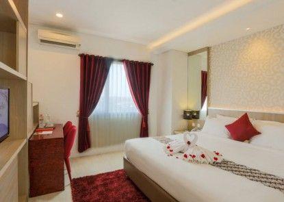 Hotel Grand HAP Solo Kamar Tamu