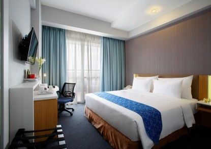 Hotel Grandhika Setiabudi Medan Kamar Tamu