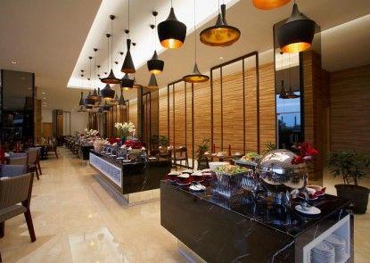 Hotel Grandhika Setiabudi Medan Rumah Makan