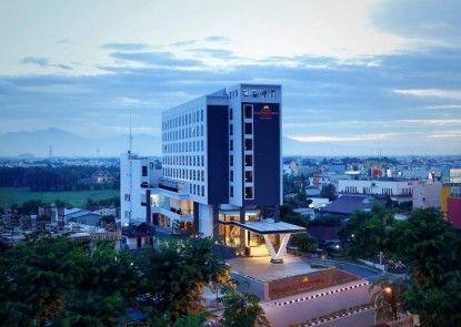 Hotel Grandhika Setiabudi Medan Eksterior