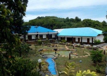 Hotel Green Prundi Teras