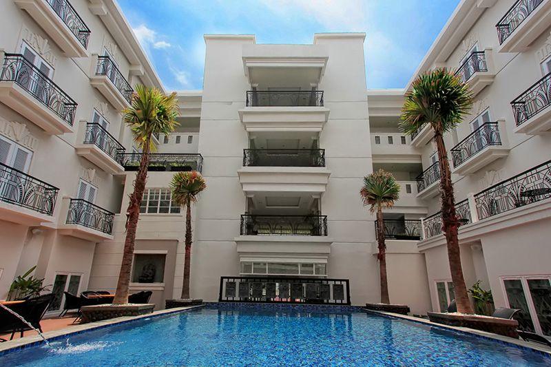 Hotel Indies Heritage Prawirotaman, Yogyakarta