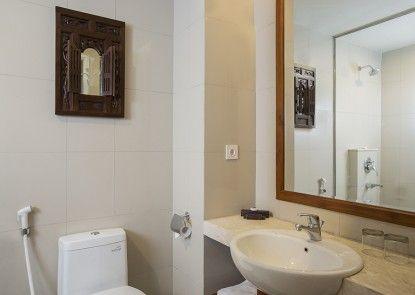 Hotel Indies Heritage Prawirotaman Kamar Mandi
