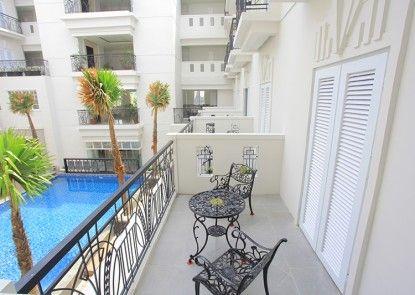Hotel Indies Heritage Prawirotaman Teras