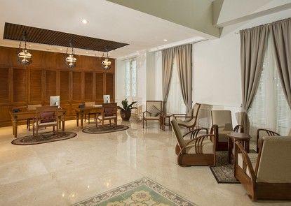 Hotel Indies Heritage Prawirotaman Lobby