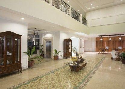 Hotel Indies Heritage Prawirotaman Pintu Masuk