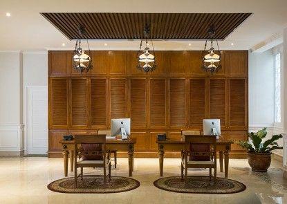 Hotel Indies Heritage Prawirotaman Penerima Tamu