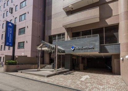 Hotel Kaiko Sapporo Nakajima Park