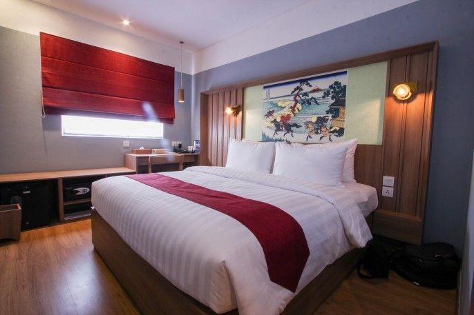 Hotel Kuretakeso Kemang, South Jakarta