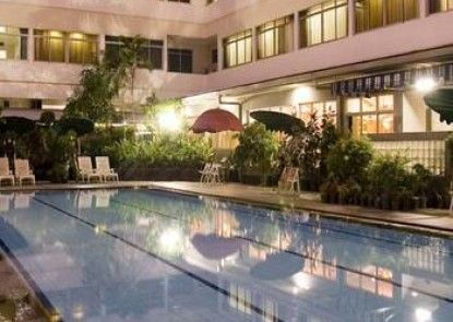 Hotel Marcopolo Jakarta Kolam Renang