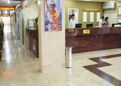 Hotel Marcopolo Jakarta Penerima Tamu