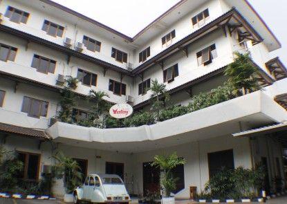 Hotel Menteng 1 Teras