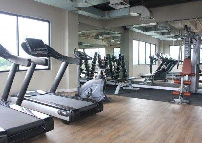 Hotel Monopoli Jakarta Ruangan Fitness