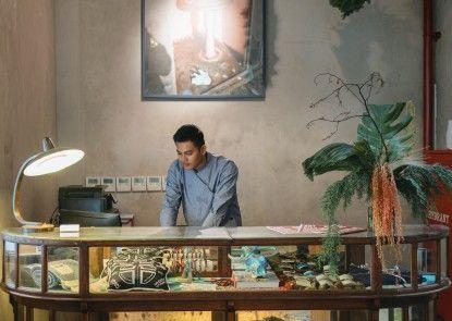 Hotel Monopoli Jakarta Penerima Tamu