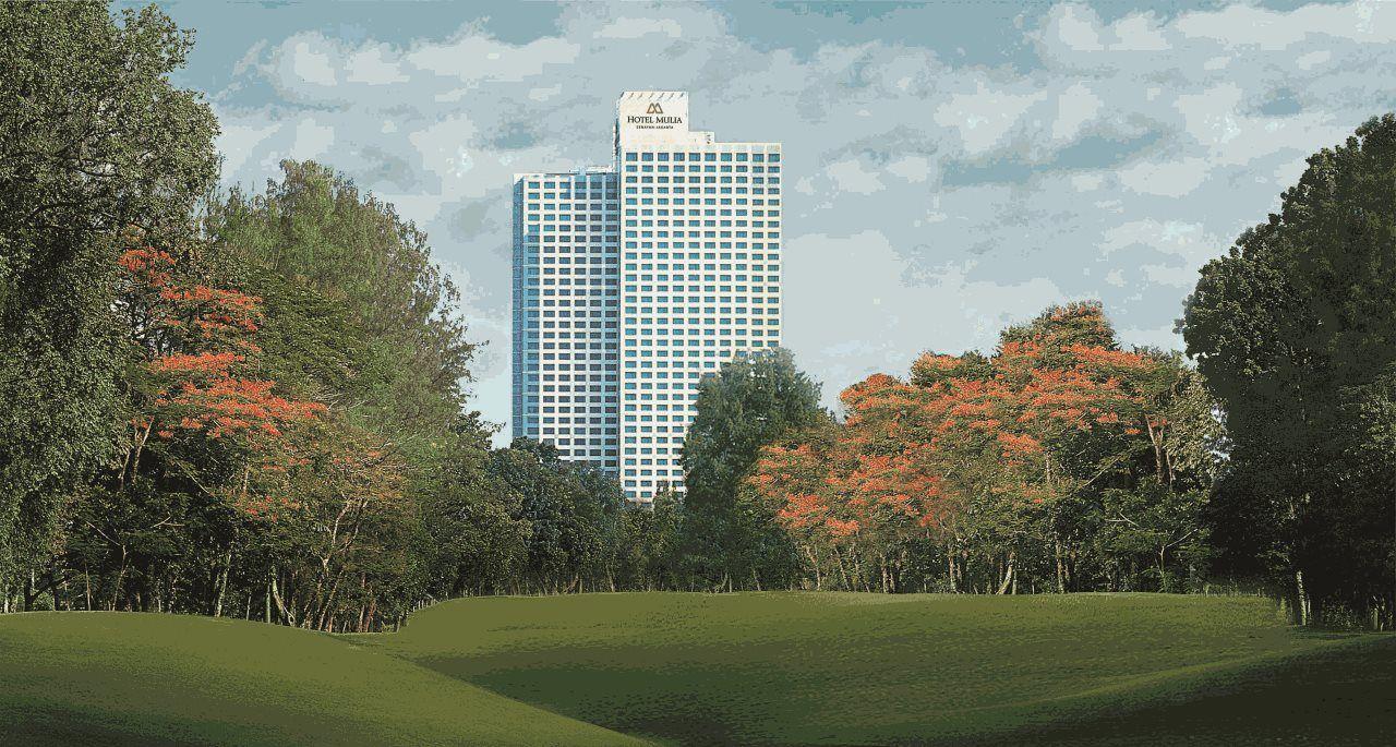 Hotel Mulia Senayan, Jakarta, Jakarta Selatan