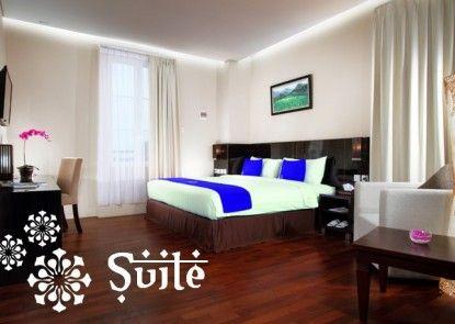 Hotel Namira Syariah Pekalongan Teras