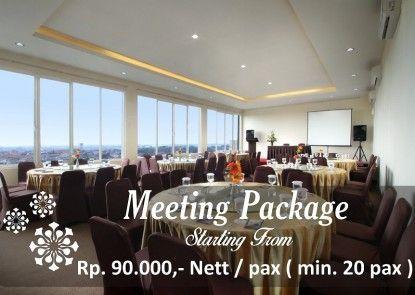 Hotel Namira Syariah Pekalongan Ruangan Meeting