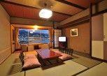 Pesan Kamar Kamar Tradisional, Pemandangan Samudra (japanese Style, For 4 People) di Hotel New Akao
