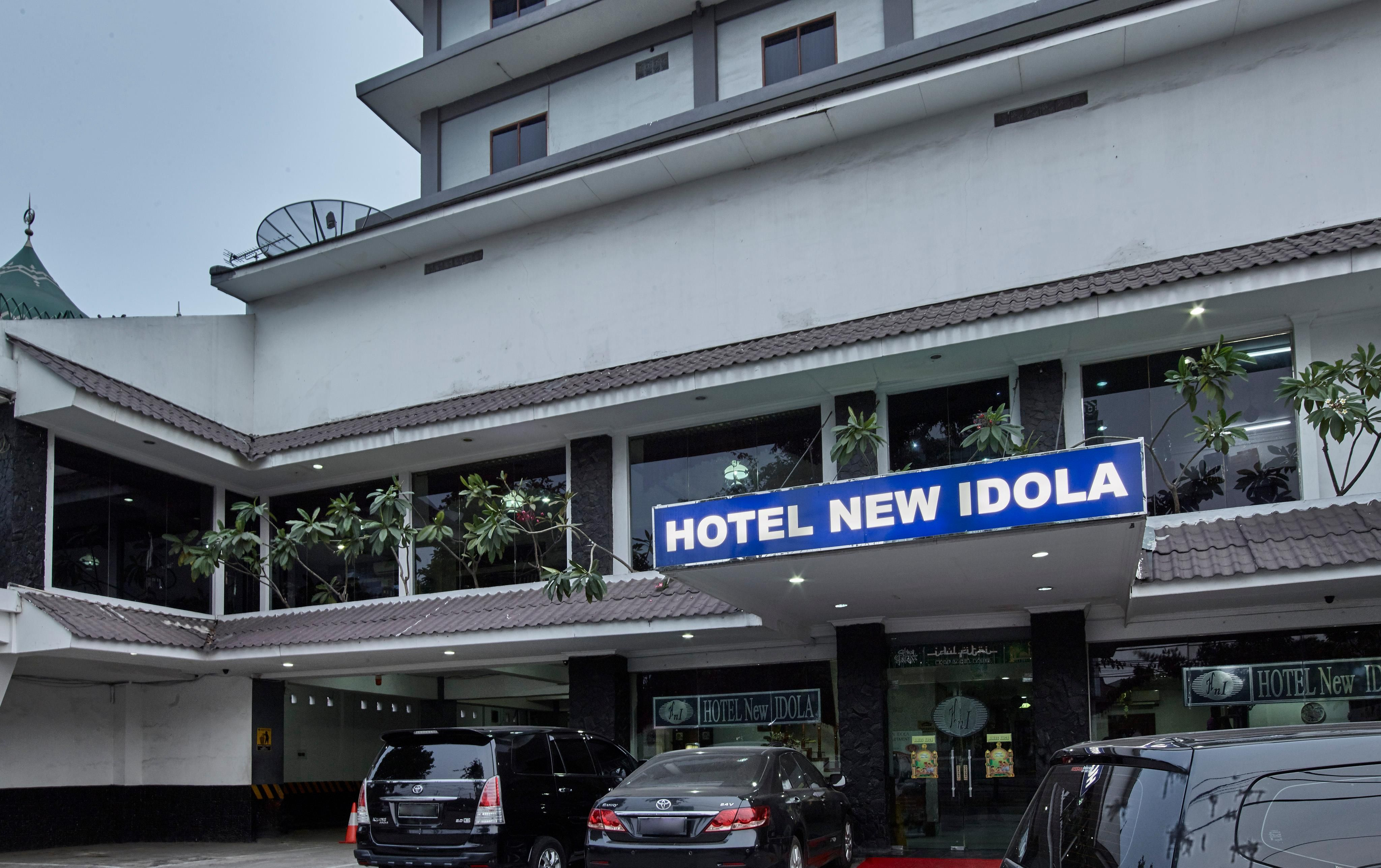 Hotel New Idola, Jakarta Pusat