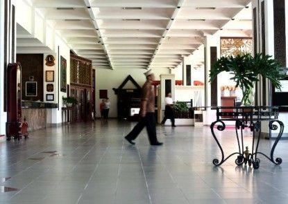 Hotel Niagara Parapat Lobby