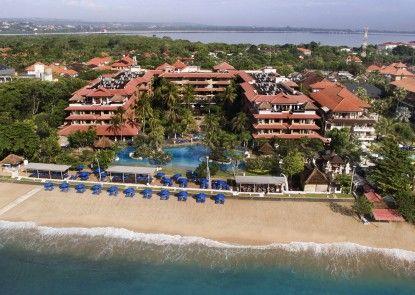 Hotel Nikko Bali Benoa Beach Pemandangan