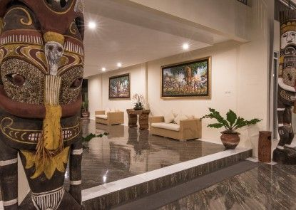 Hotel Ombak Paradise Teras