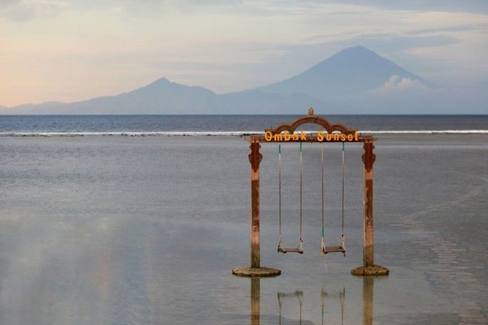 Hotel Ombak Sunset, Kepulauan Gili