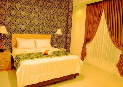 Hotel Orchid Wonosari Teras