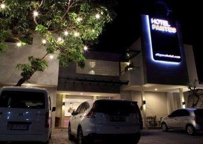 Pantes Hotel Kawi Semarang Teras