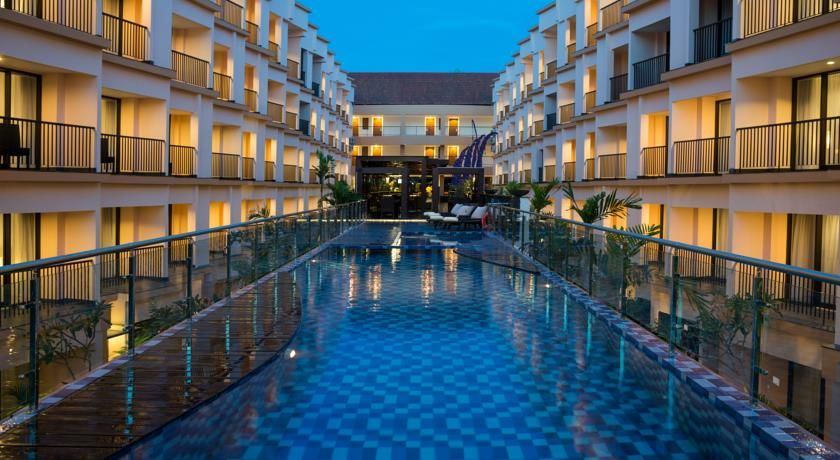 Park Regis Kuta Hotel,Bali