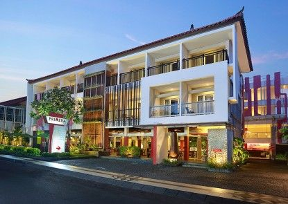 Hotel Primera Seminyak managed by AccorHotels Teras