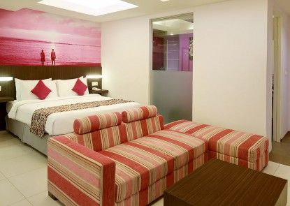 Hotel Primera Seminyak managed by AccorHotels Kamar Tamu
