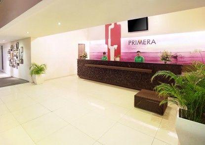 Hotel Primera Seminyak managed by AccorHotels Penerima Tamu