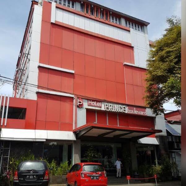 Hotel Prince Boulevard, Manado