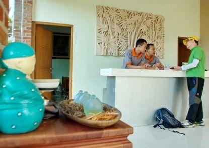 Hotel Puri Pangeran Penerima Tamu