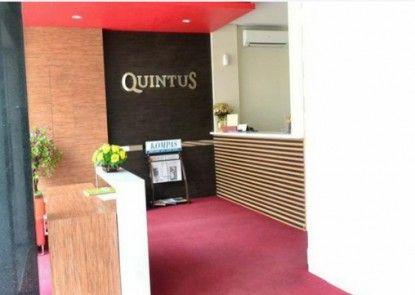 Hotel Quintus Jakarta Lobby