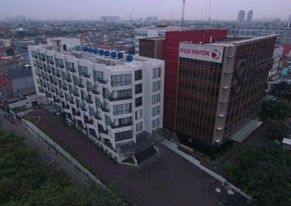 Hotel Rivoli Jakarta Eksterior