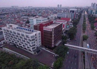 Hotel Rivoli Jakarta Pemandangan