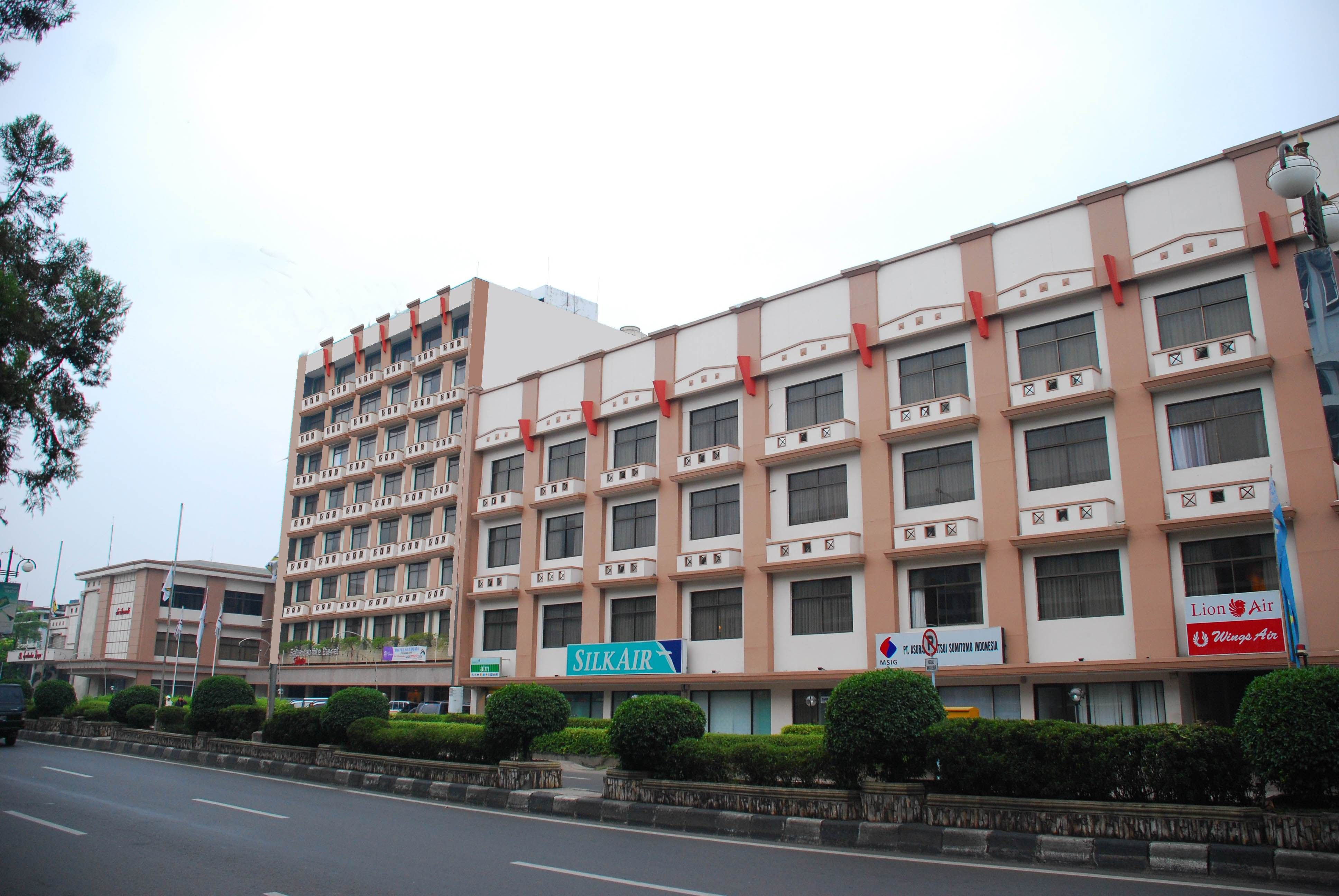 Hotel Sandjaja, Palembang