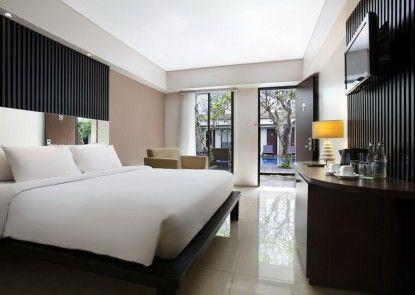 Hotel Santika Kuta Bali Kamar Tamu
