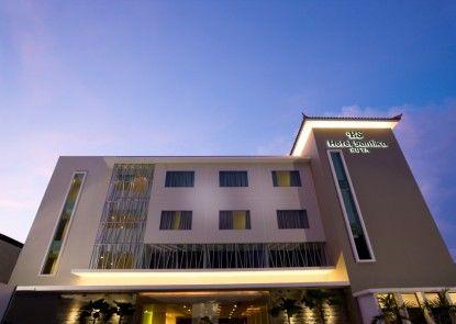 Hotel Santika Kuta Bali Pintu Masuk