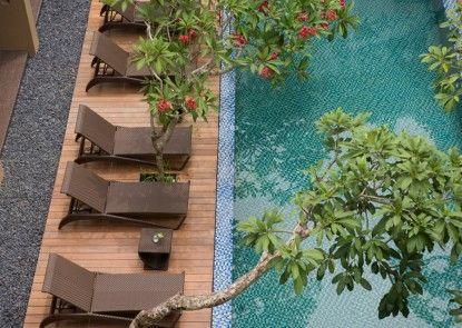 Hotel Santika Kuta Bali Kolam Renang