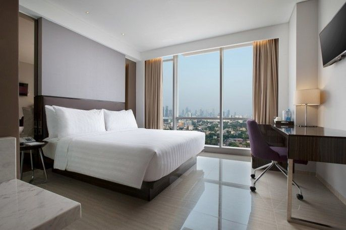 Hotel Santika Premiere Hayam Wuruk, Jakarta Barat
