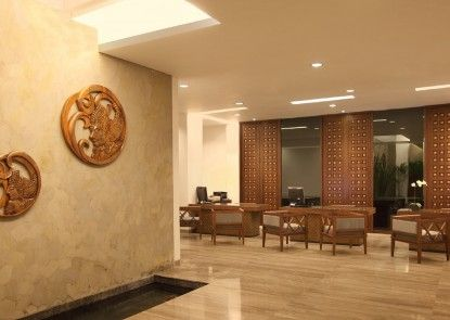 Hotel Santika Siligita Penerima Tamu