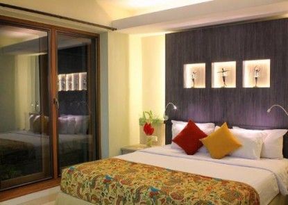 Hotel Sriti Kamar Tamu
