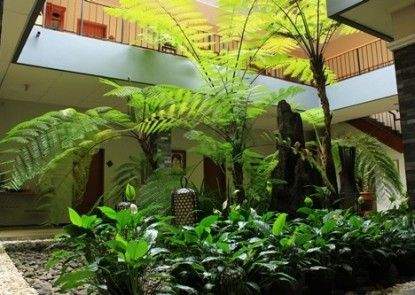 Hotel Sriti Interior