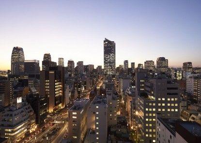 Hotel Sunroute Shinbashi