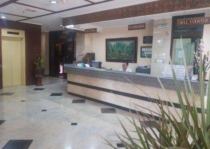 Hotel Surya Baru Penerima Tamu