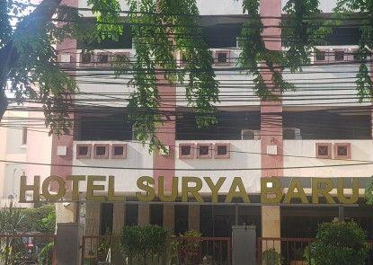 Hotel Surya Baru Eksterior