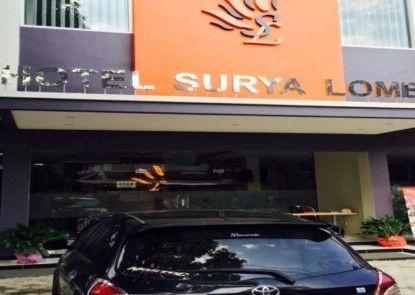 Hotel Surya Lombok Eksterior